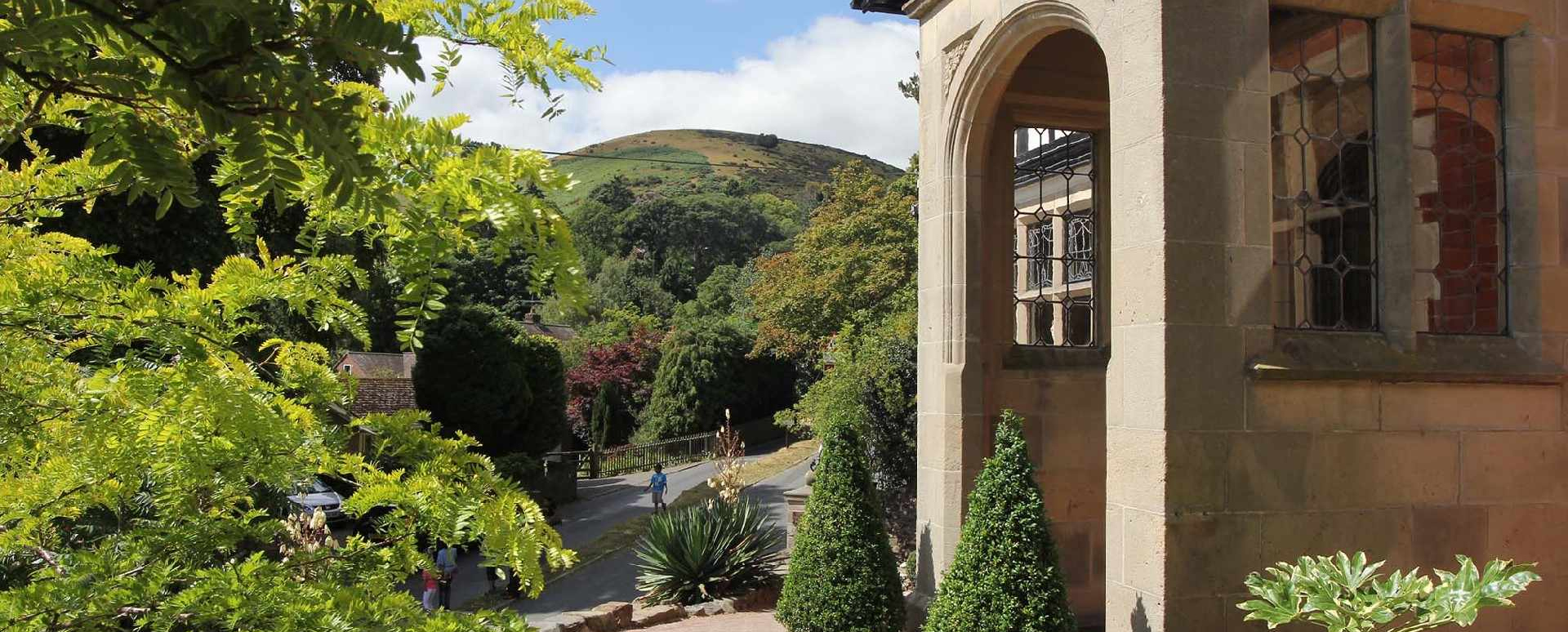 Arden House Luxury holiday apartments in Church Stretton Shropshire